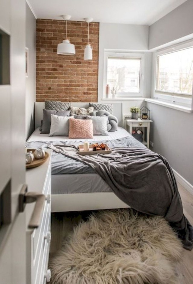 Lovely Bedroom Design Ideas That Make You More Relaxed 07
