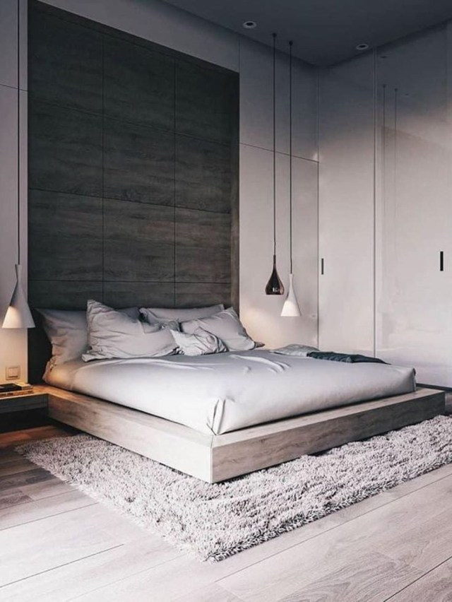 Lovely Bedroom Design Ideas That Make You More Relaxed 16