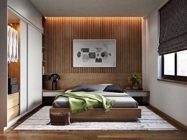 Lovely Bedroom Design Ideas That Make You More Relaxed 18