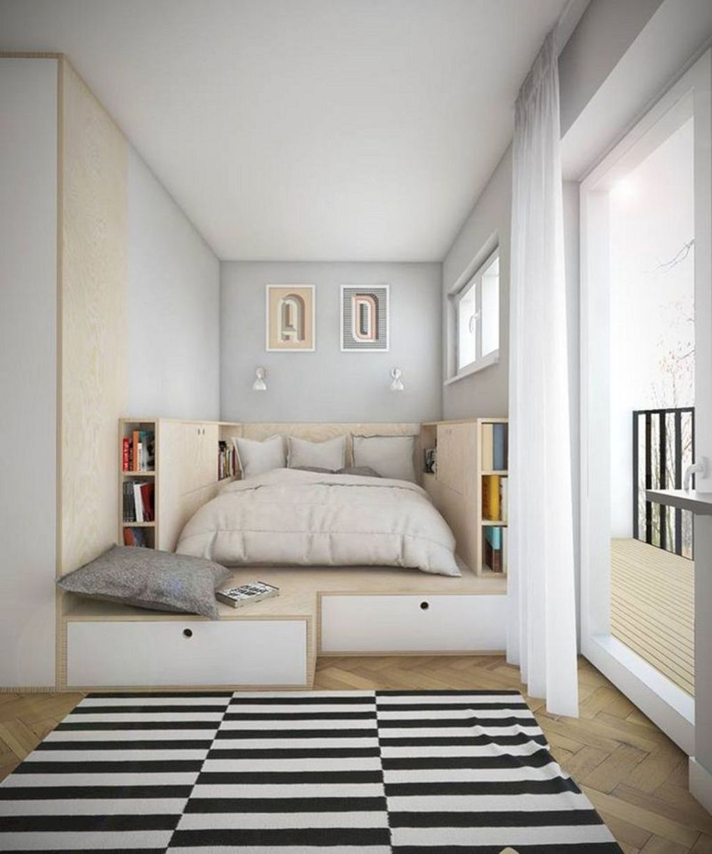 Lovely Bedroom Design Ideas That Make You More Relaxed 22