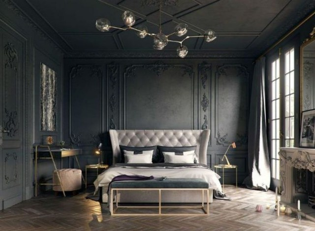 Lovely Bedroom Design Ideas That Make You More Relaxed 27