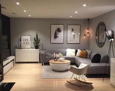 Magnificient Living Room Decor Ideas For Winter To Try 06