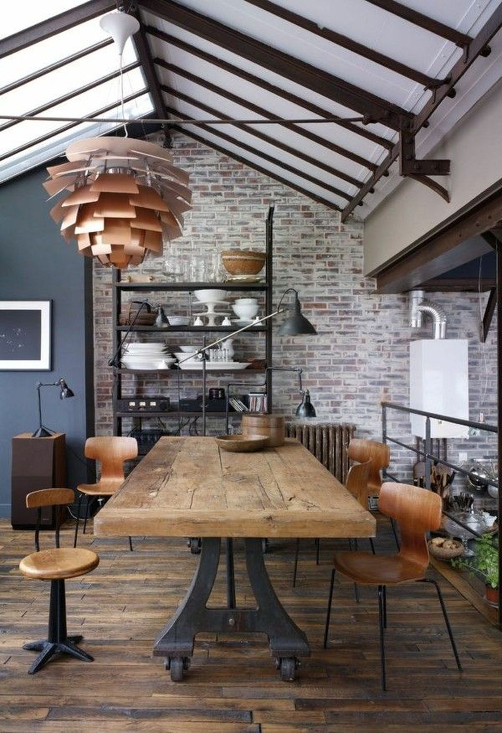 Modern Industrial Decor And Design Ideas For You 09