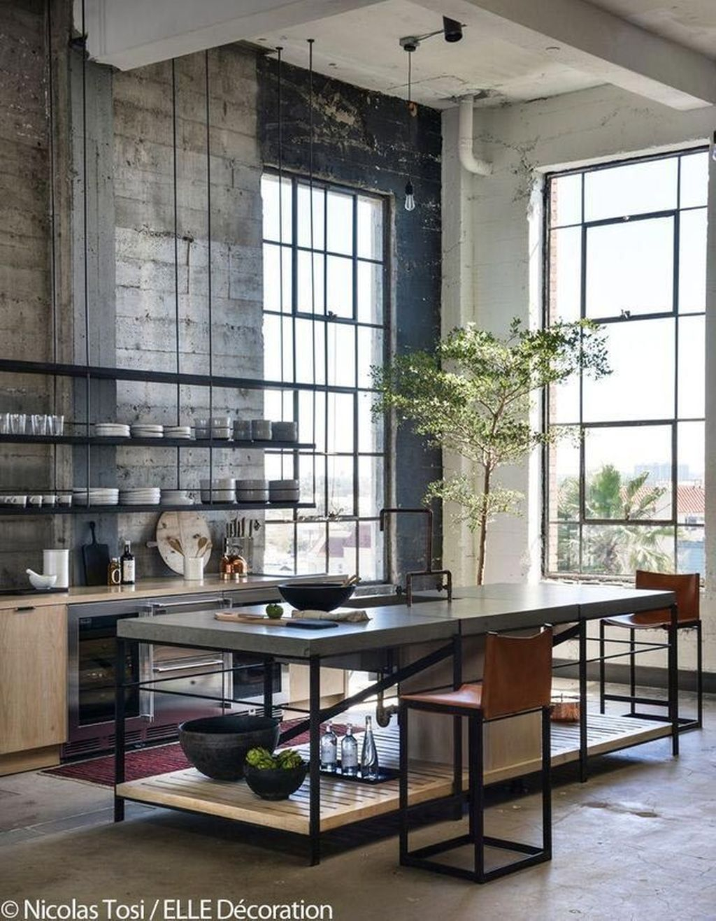 Modern Industrial Decor And Design Ideas For You 12