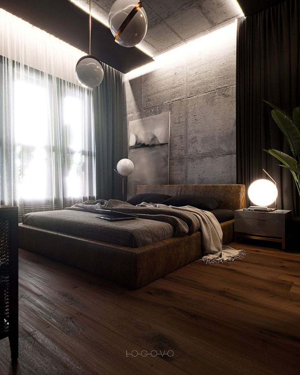 Modern Industrial Decor And Design Ideas For You 17