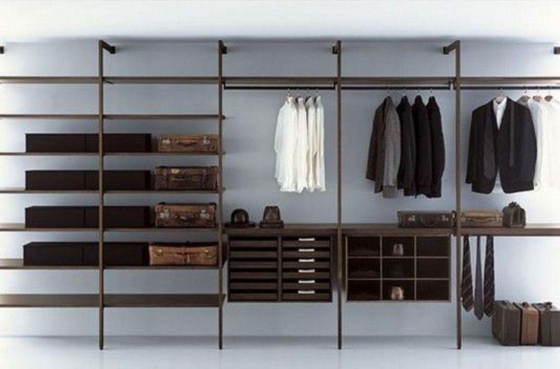 Modern Wardrobe Design Ideas You Can Copy Right Now 11