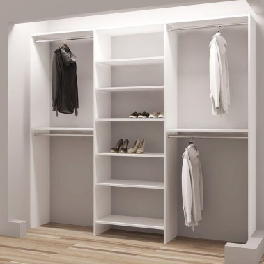 Modern Wardrobe Design Ideas You Can Copy Right Now 22