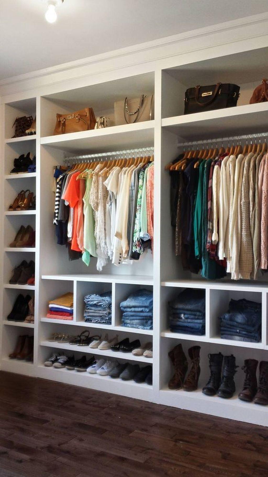 Modern Wardrobe Design Ideas You Can Copy Right Now 29