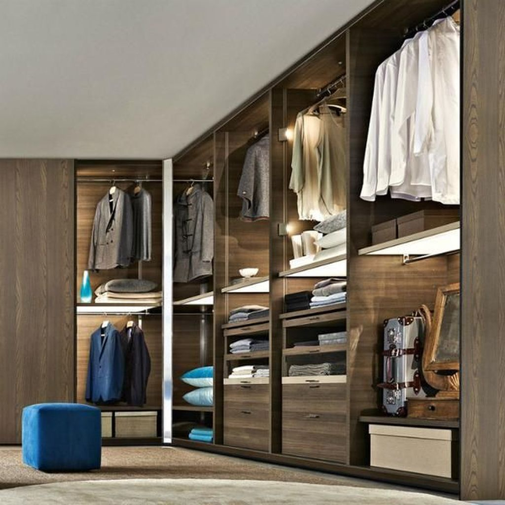 Modern Wardrobe Design Ideas You Can Copy Right Now 34