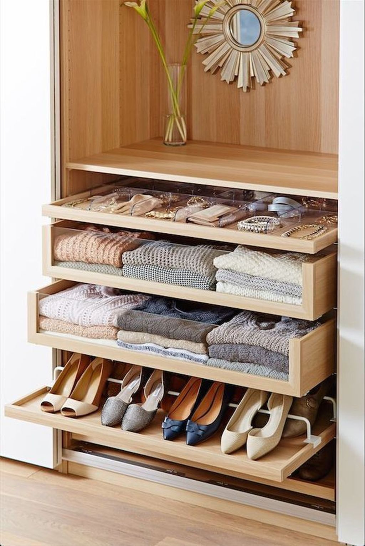 Modern Wardrobe Design Ideas You Can Copy Right Now 35