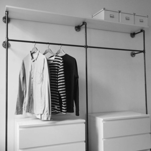 Modern Wardrobe Design Ideas You Can Copy Right Now 37