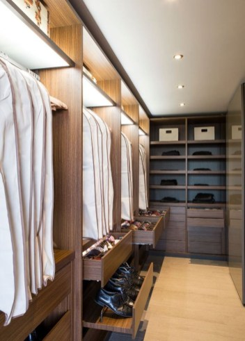 Modern Wardrobe Design Ideas You Can Copy Right Now 39