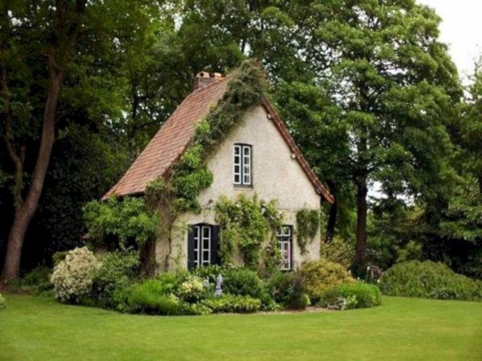 Perfect Small Cottages Design Ideas For Tiny House That Trend This Year 08