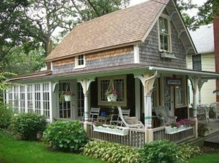 Perfect Small Cottages Design Ideas For Tiny House That Trend This Year 17