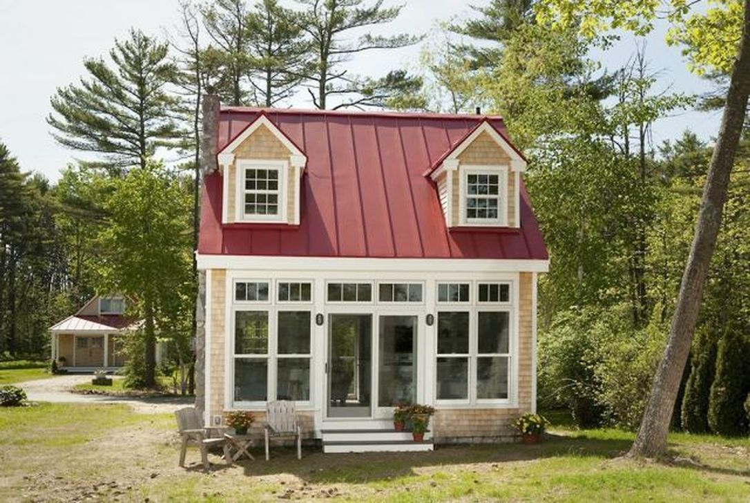 Perfect Small Cottages Design Ideas For Tiny House That Trend This Year 24