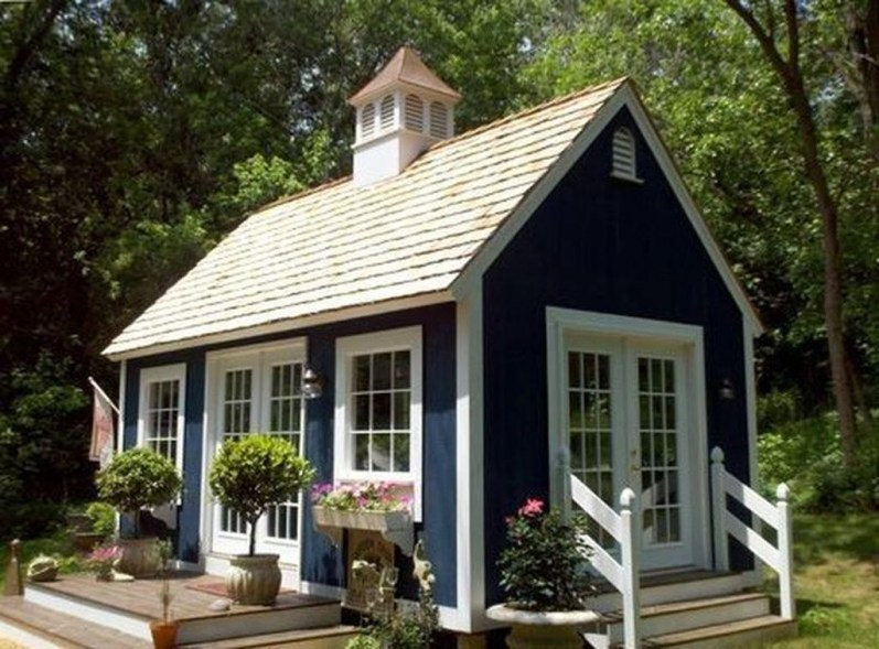 Perfect Small Cottages Design Ideas For Tiny House That Trend This Year 29