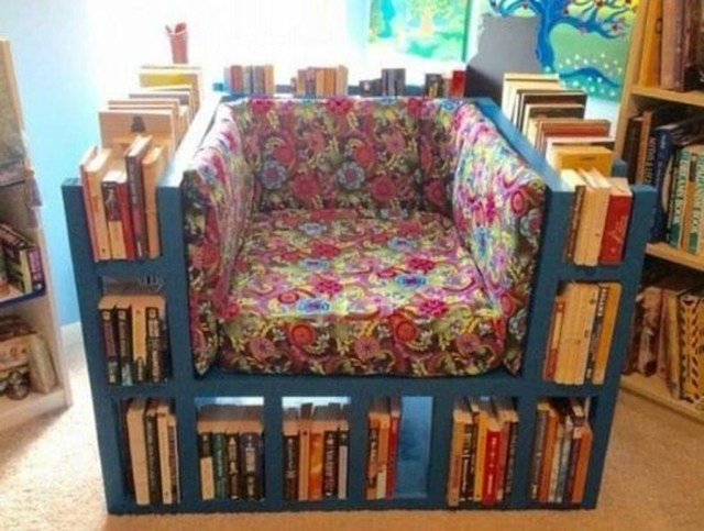 Popular Diy Chair Pallet Design Ideas That You Can Try 10