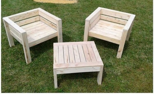 Popular Diy Chair Pallet Design Ideas That You Can Try 26