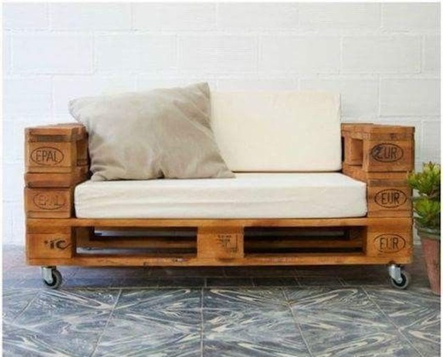 Popular Diy Chair Pallet Design Ideas That You Can Try 29