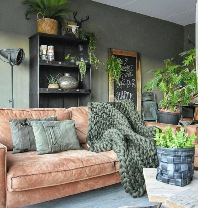 Rustic Living Room Design Ideas That You Should Try 25