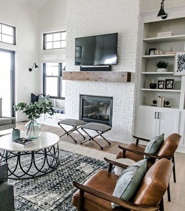 Rustic Living Room Design Ideas That You Should Try 28