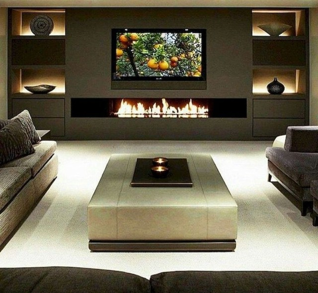 Rustic Living Room Design Ideas That You Should Try 40