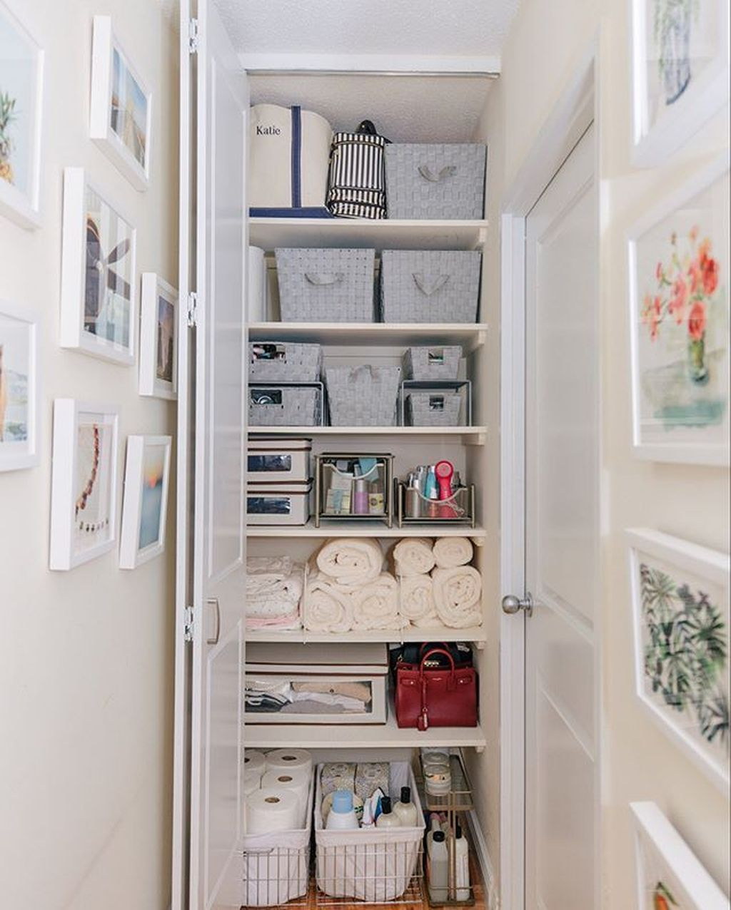 Smart Linen Closet Organization Makeover Ideas To Try This Year 10