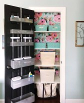 Smart Linen Closet Organization Makeover Ideas To Try This Year 30