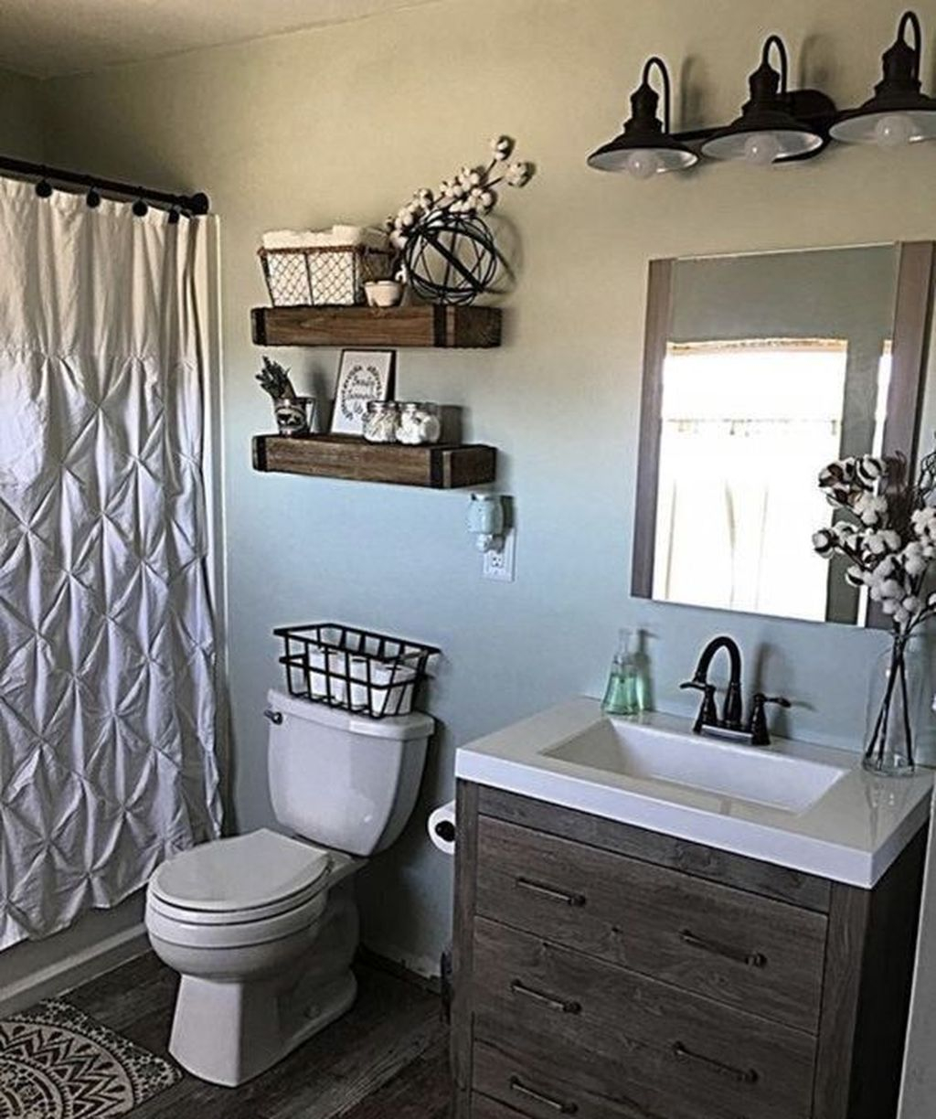 Spectacular Small Bathroom Organization Tips Ideas To Try Now 03