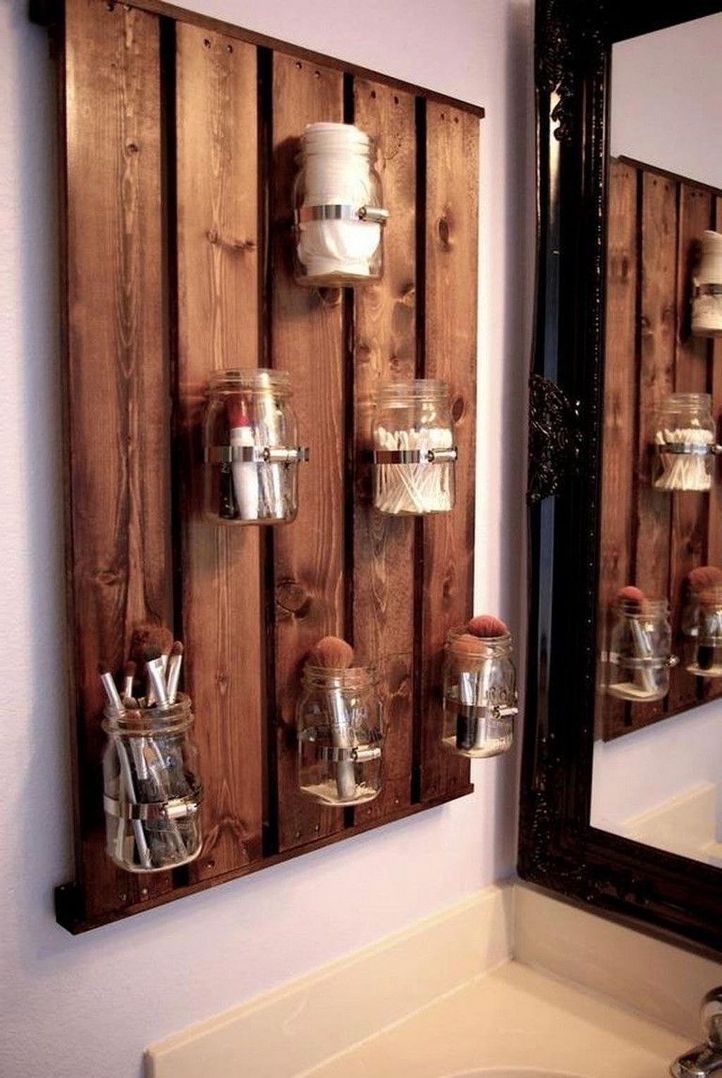 Spectacular Small Bathroom Organization Tips Ideas To Try Now 18