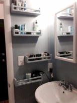 Spectacular Small Bathroom Organization Tips Ideas To Try Now 33