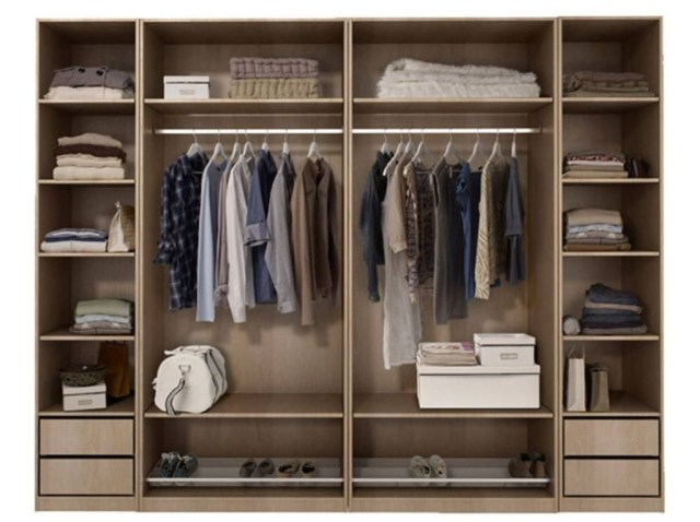 Splendid Wardrobe Design Ideas That You Can Try Current 04