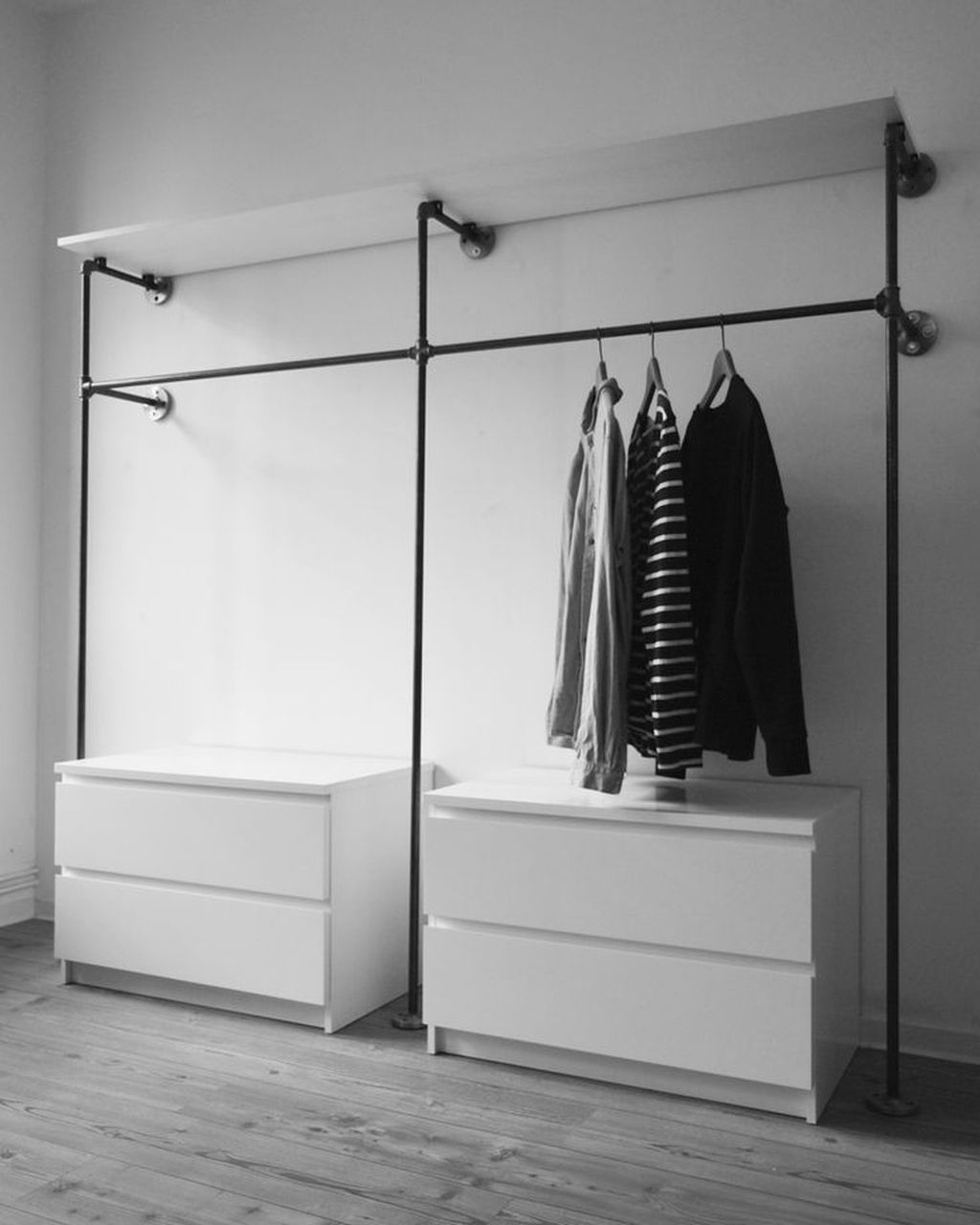 Splendid Wardrobe Design Ideas That You Can Try Current 06