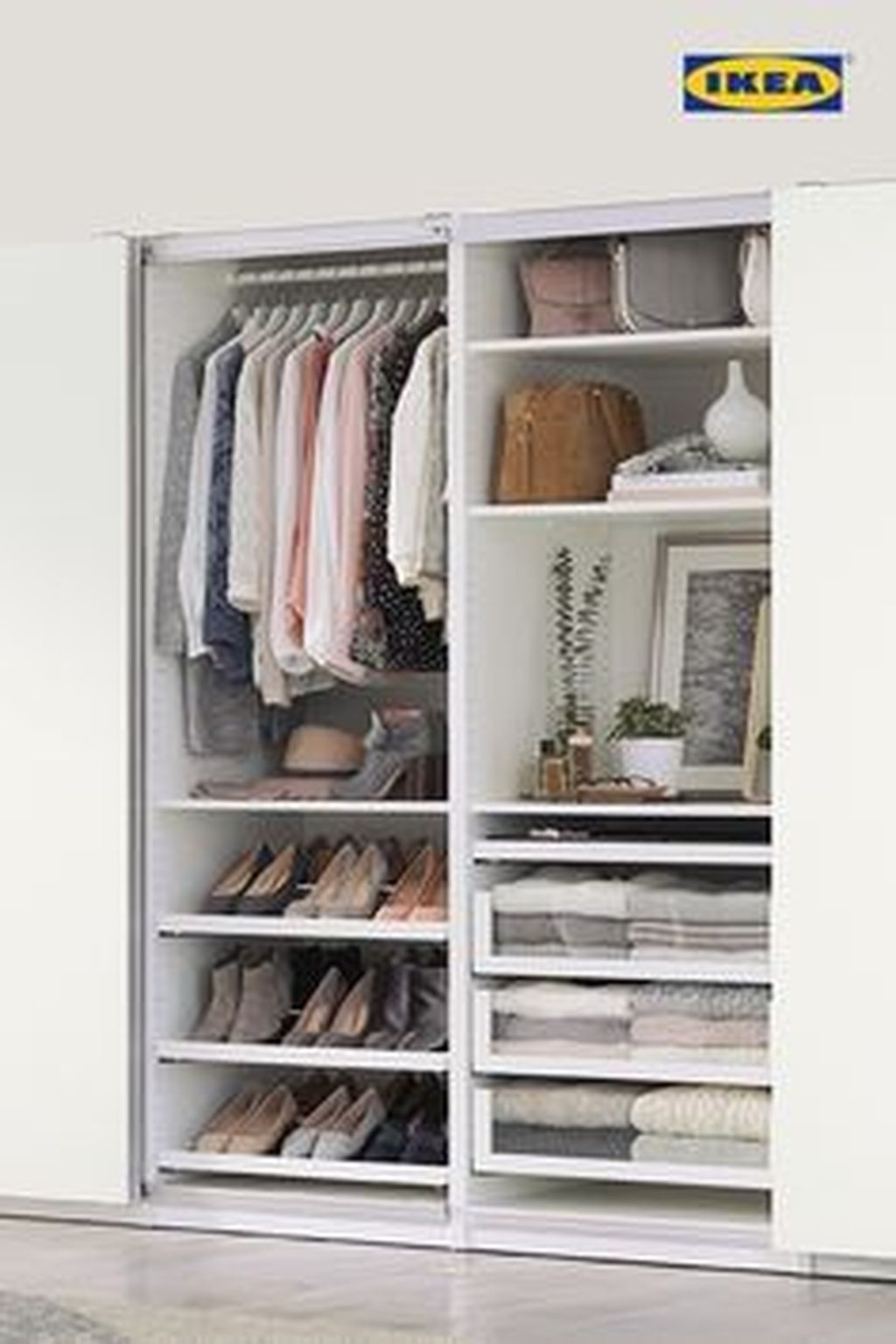 Splendid Wardrobe Design Ideas That You Can Try Current 27