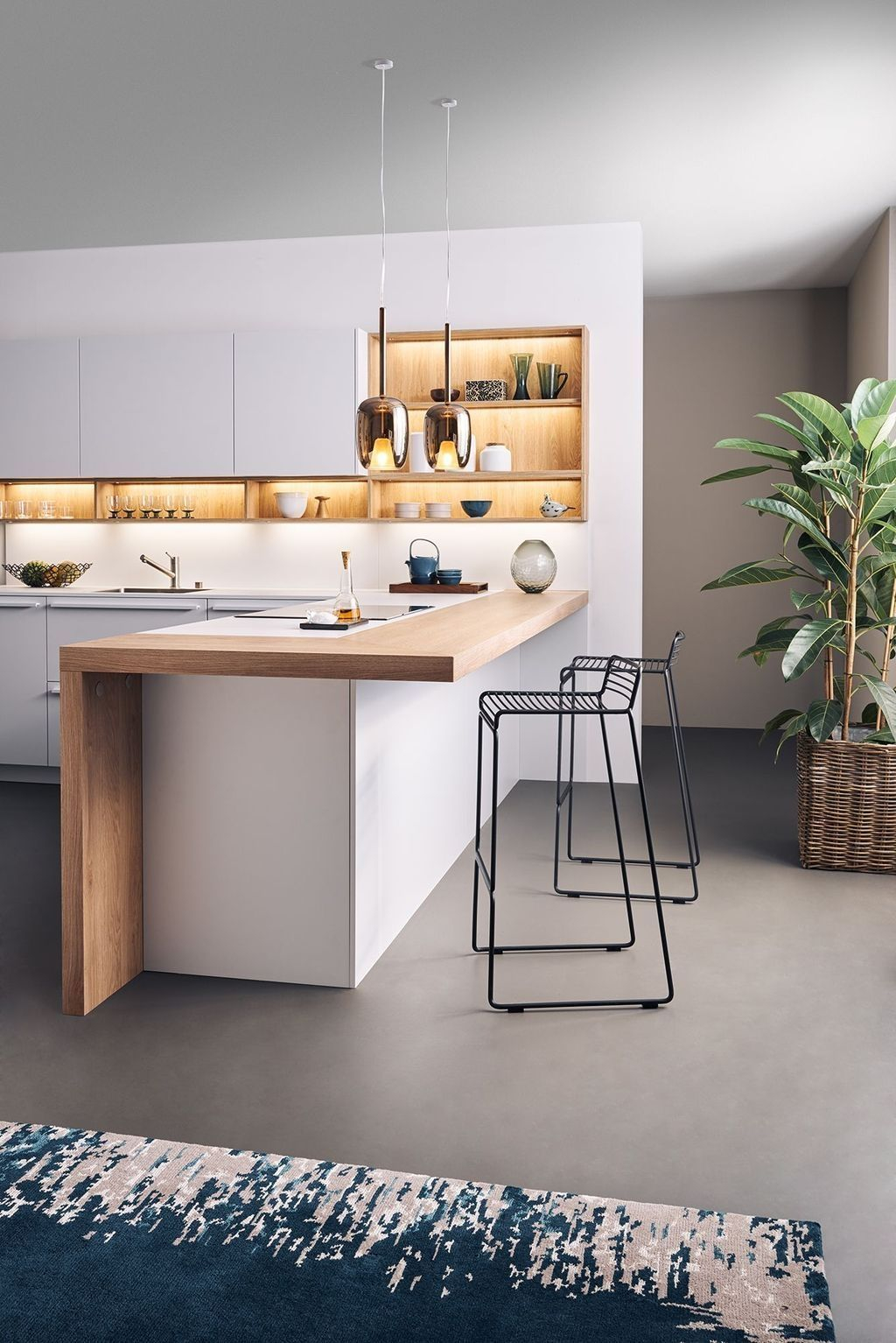 Superb Kitchen Design Ideas That You Can Try 42