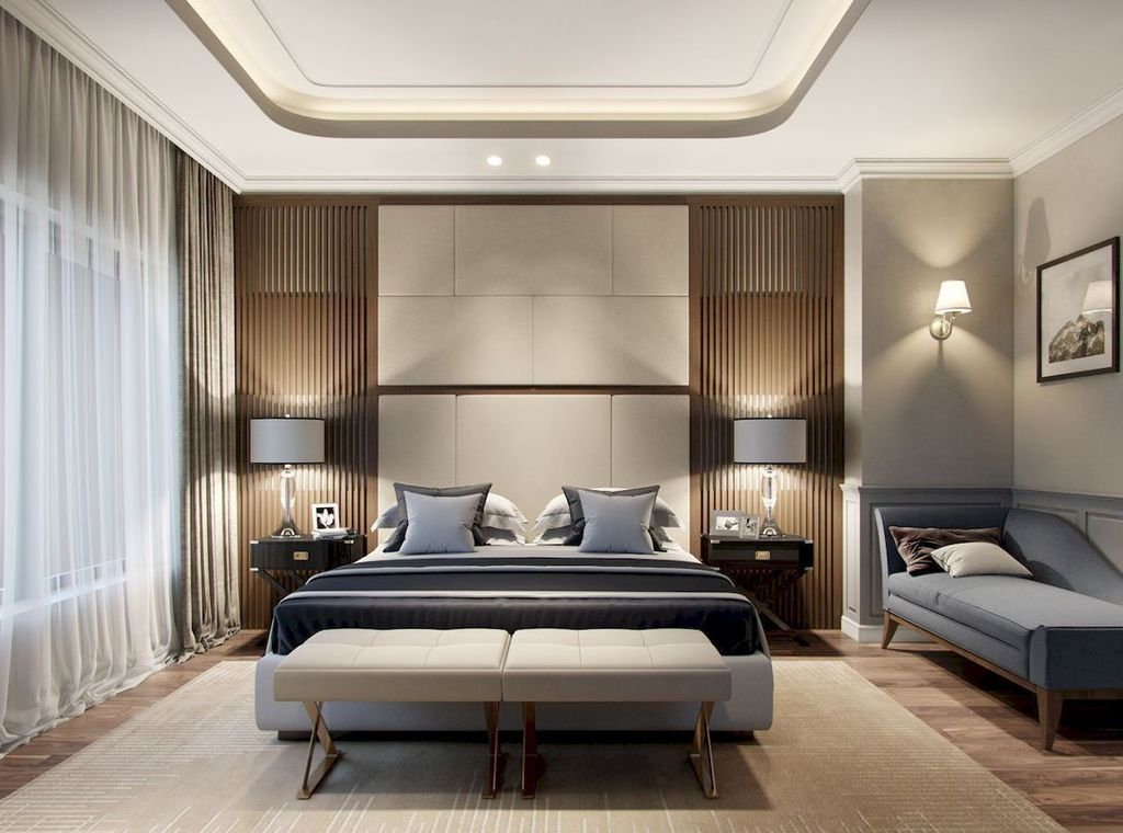 Trendy Bedroom Design Ideas That Look Awesome 34
