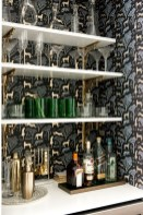 Trendy Pallet Mini Bar Design Ideas To Try 20