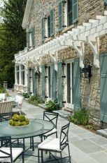 Captivating French Country Patio Ideas That Make Your Flat Look Great 20