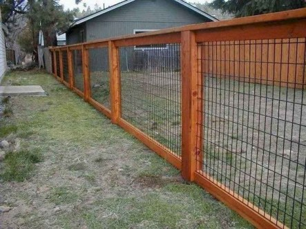 Charming Privacy Fence Design Ideas For You 18