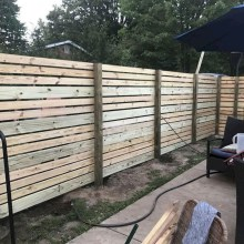 Charming Privacy Fence Design Ideas For You 24