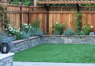 Charming Privacy Fence Design Ideas For You 26
