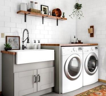 Elegant Laundry Room Design Ideas To Copy Today 21