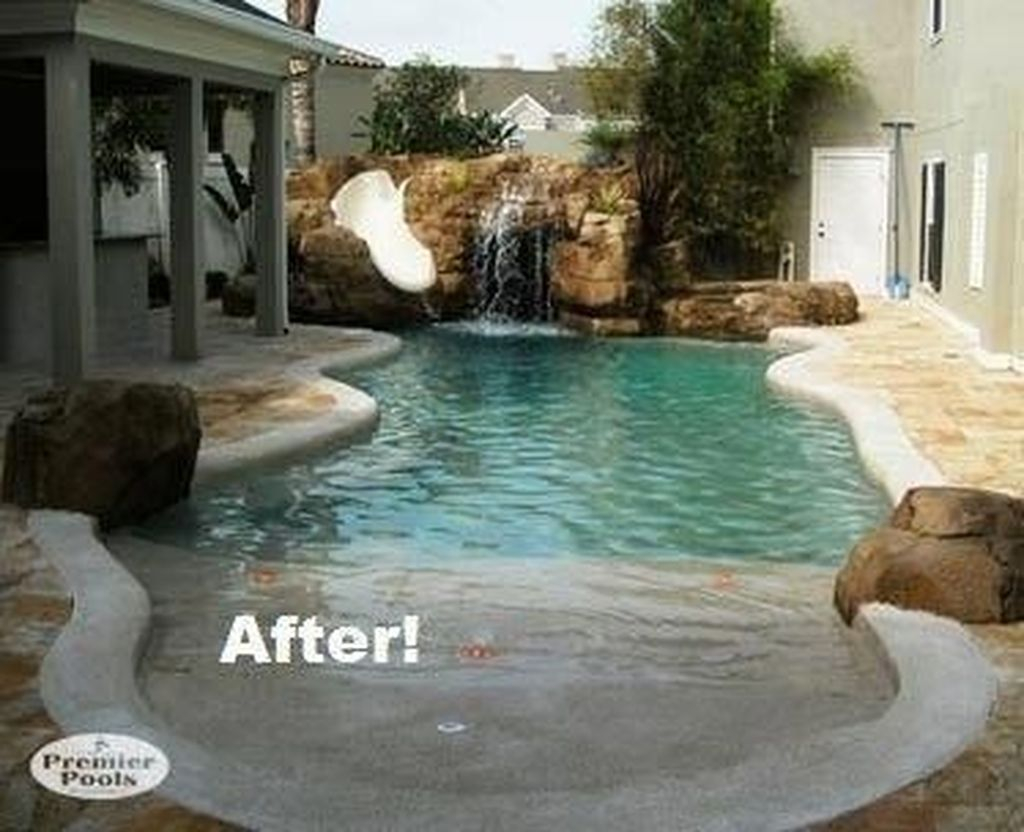 Excellent Small Swimming Pools Ideas For Small Backyards 25