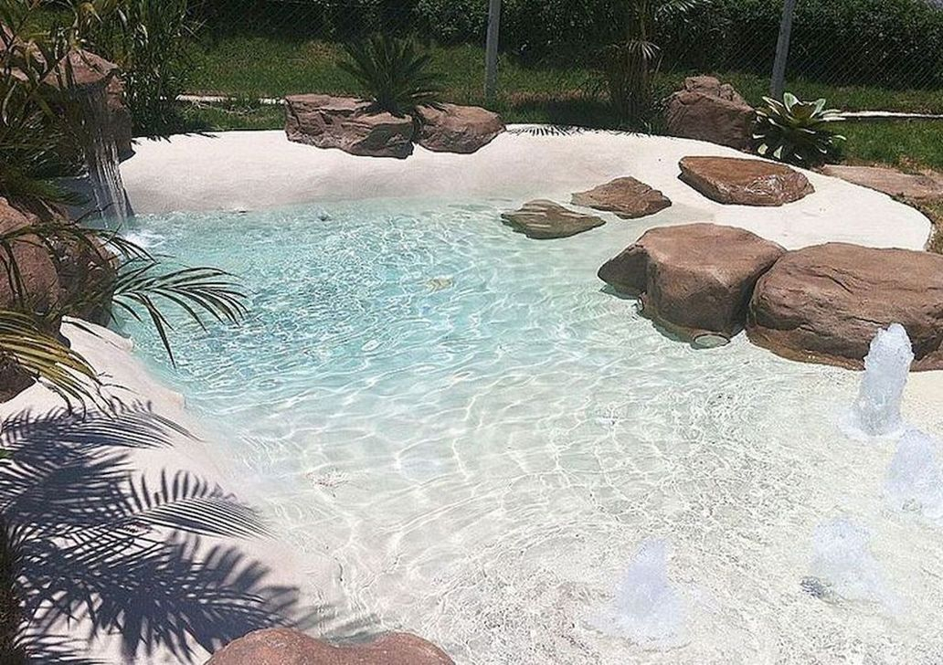 Excellent Small Swimming Pools Ideas For Small Backyards 35