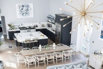 Fantastic Kitchen Table Design Ideas That Will Make Your Home Looks Cool 23