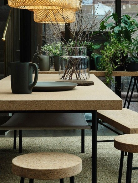 Favored Cork Furniture Accessories Ideas To Try 08
