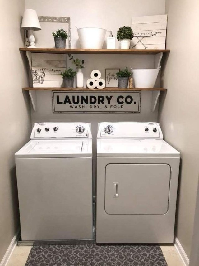 Favored Laundry Room Organization Ideas To Try 03