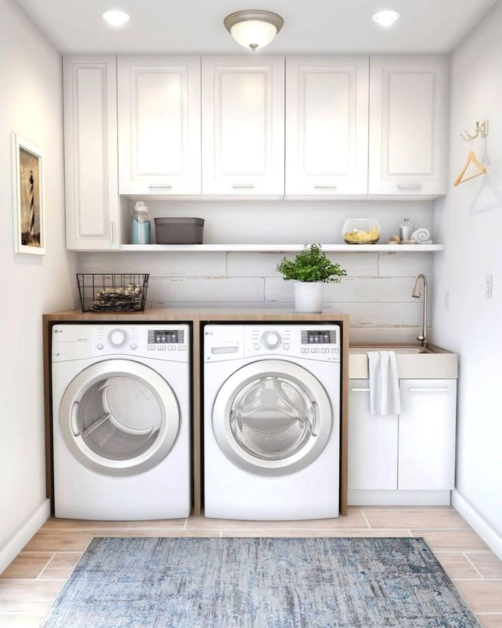 Favored Laundry Room Organization Ideas To Try 17