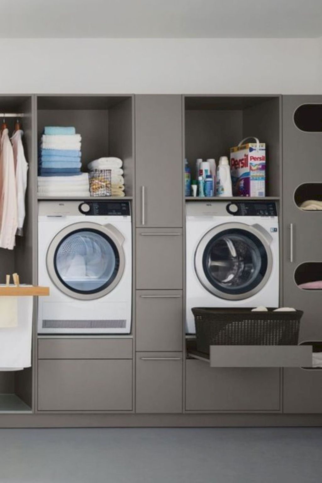 Favored Laundry Room Organization Ideas To Try 40