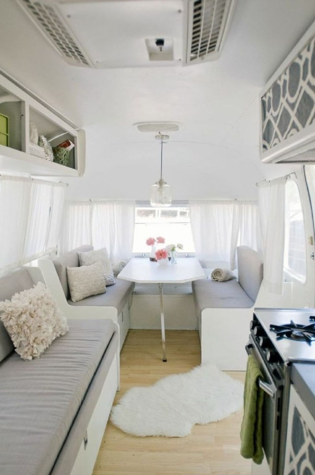 Impressive Airstream Interior Design Ideas To Try 09